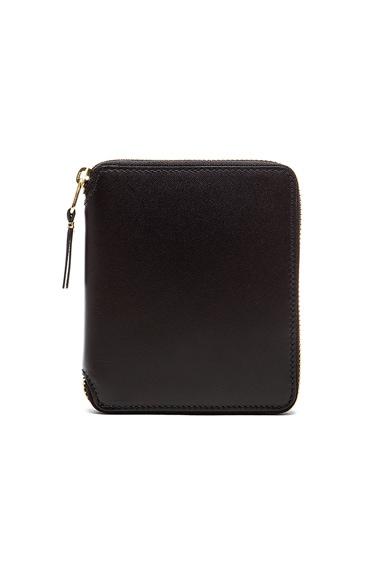Zip Fold Wallet
