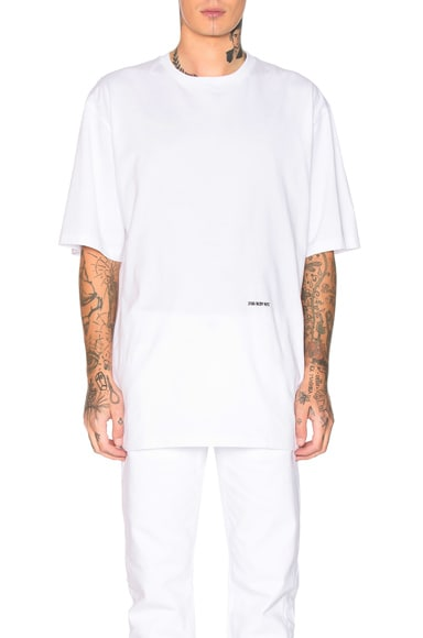 Logo Cotton Jersey