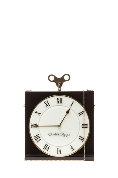 Time Piece Clutch