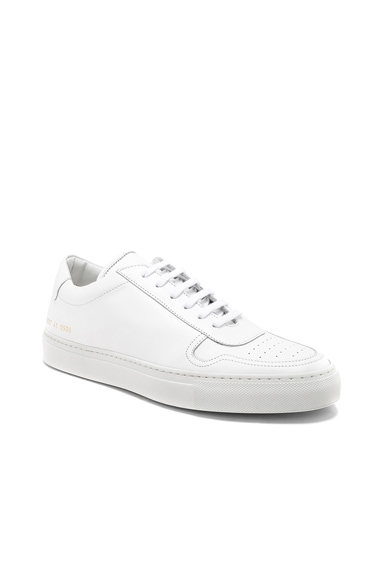 Leather BBall Low