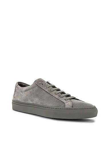 Original Achilles Suede Low Sneaker
