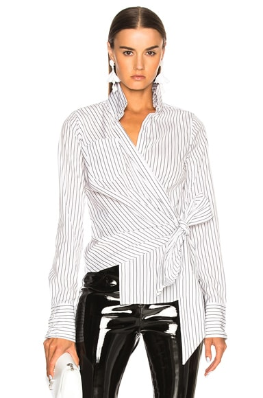 It's My Life Striped Top