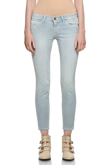 The Stiletto Printed Gingham