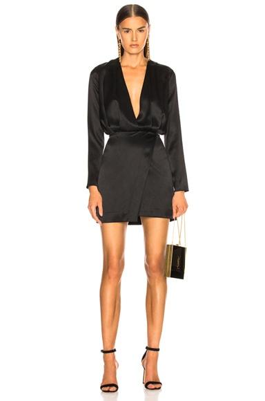 Blouson Mini Dress