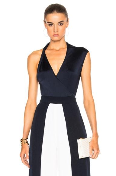 Gloss Jersey Bodysuit