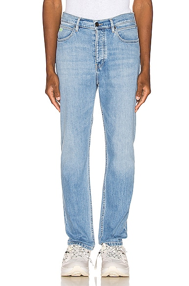 Narrow Denim Jean