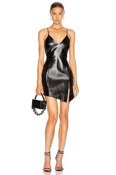 Leather Cami Dress