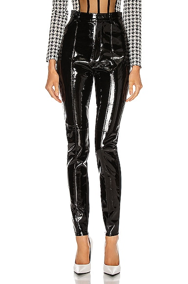 Patent Leather Legging