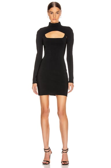 Stirrup Mini Dress