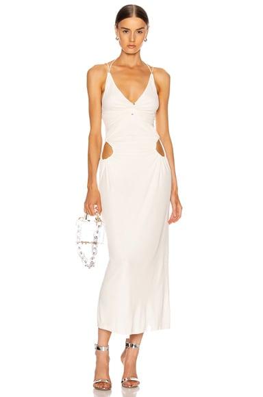 Pierced Dress