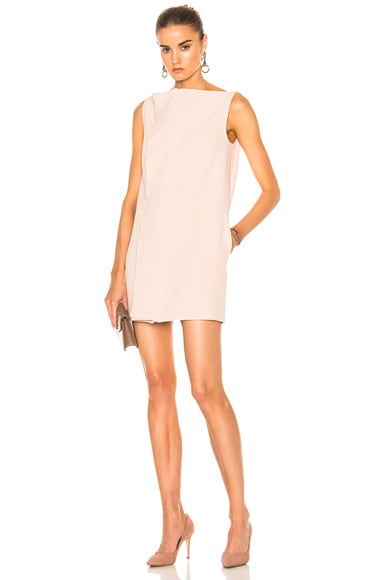 Axis Sleeveless Crepe Dress