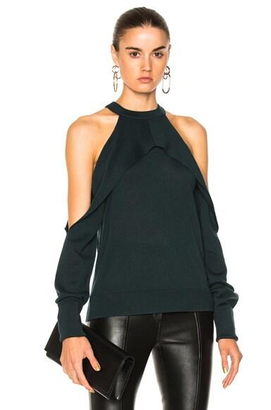 Merino Sleeve Release Sweater