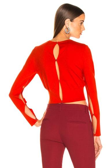 Lingerie Hook Sweater