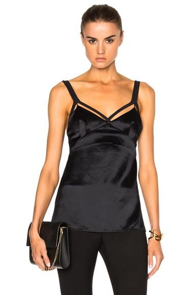 Silk Frame Cami Top