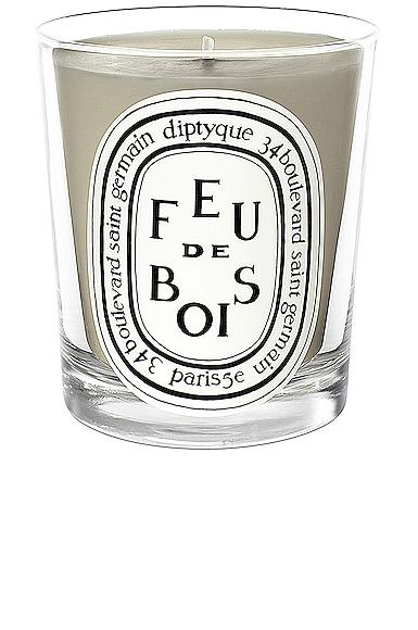 Feu De Bois Scented Candle
