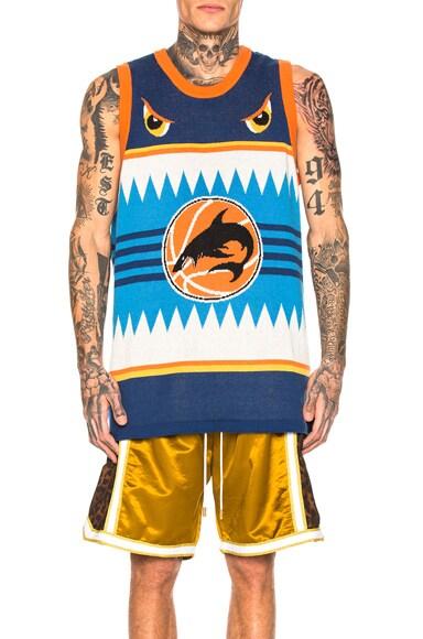 Basketball Tank Jersey