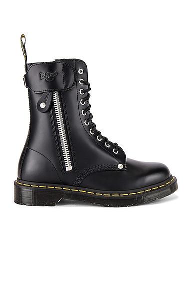 x Schott 1490 10 Eye Boot