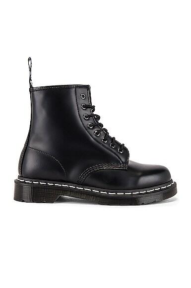 1460 White Stitch Boot