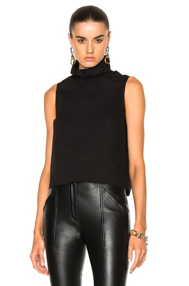 Sleeveless Tabard Top