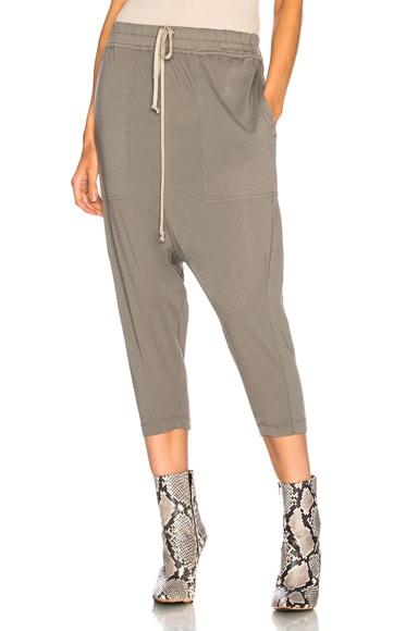 Drawstring Cropped Pant