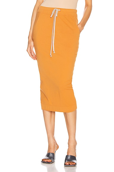 Soft Pillar Skirt