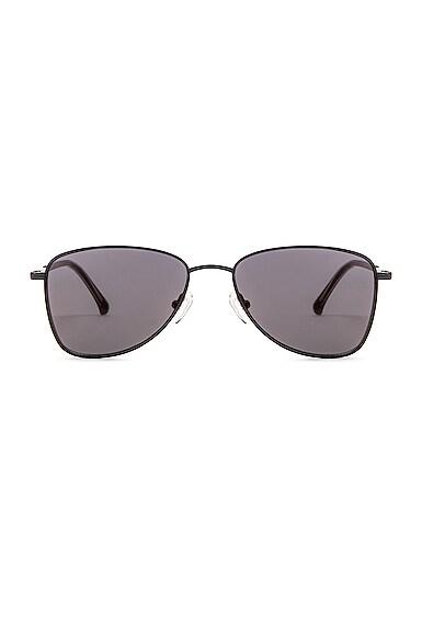 Small Metal Aviator Sunglasses