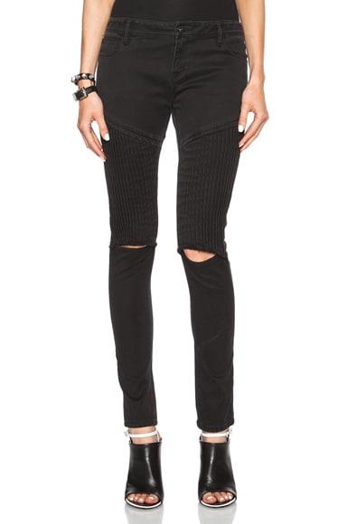 Pleat Jeans