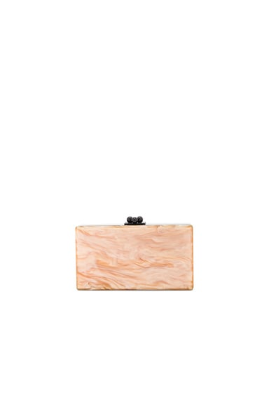 Jean Color Block Clutch