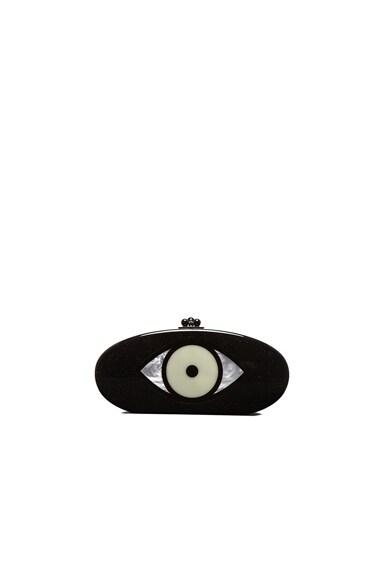Edie Eye Clutch
