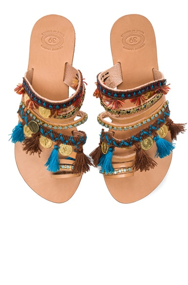 Leather Marrakech Sandals