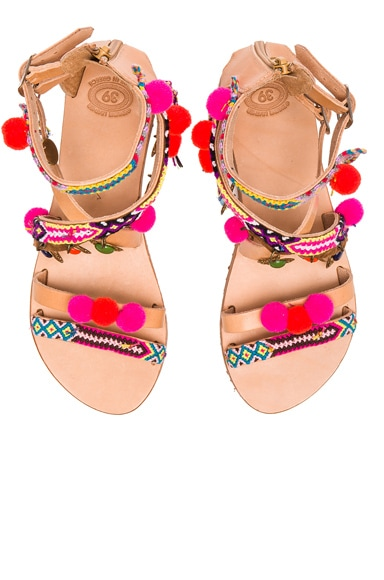 Leather Gipsy Spell Sandals