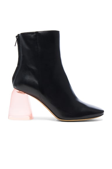 Leather Sacred Booties