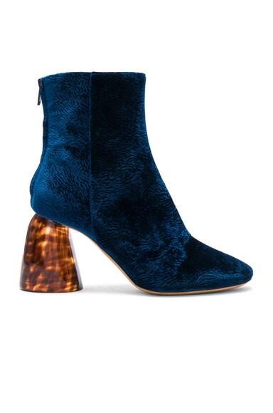 Velvet Class Boots