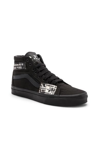 Hi Top Sneakers