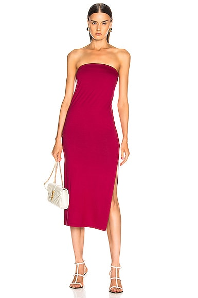 for FWRD Side Slit Dress