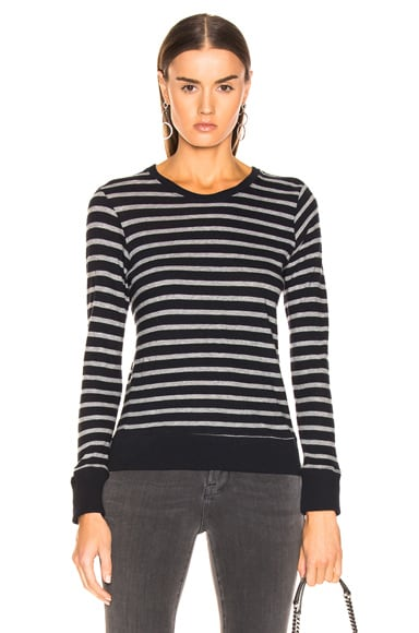 Cashmere Easy Sweatshirt