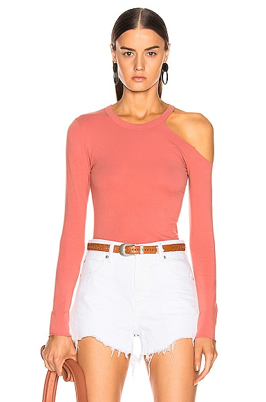 for FWRD Exposed Shoulder Top