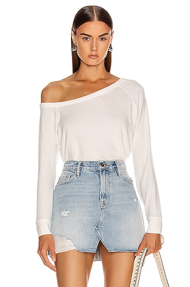 for FWRD Easy Off Shoulder Long Sleeve