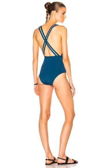 Crossed Swimsuit