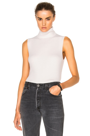 Bette Sleeveless Sweater
