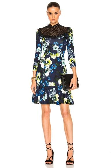 Reiko Hasu Night Ponte Jersey Dress