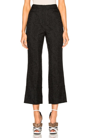 Stretch Jacquard Verity Trousers