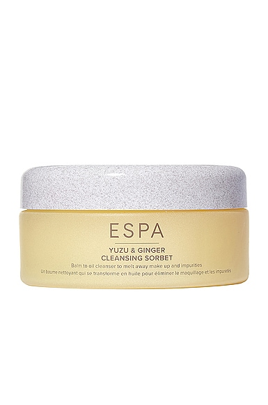 Espa Cleansers ACTIVE NUTRIENTS YUZU & GINGER CLEANSING SORBET