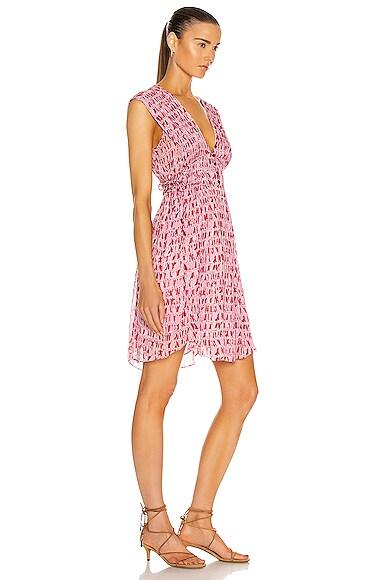 ISABEL MARANT ÉTOILE Mini dresses SEGUN DRESS