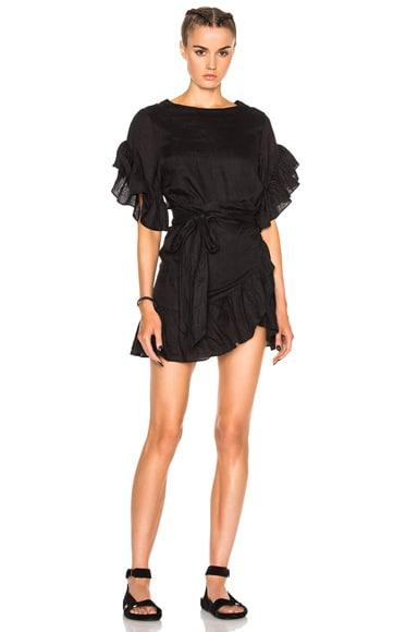 Delicia Chic Linen Dress