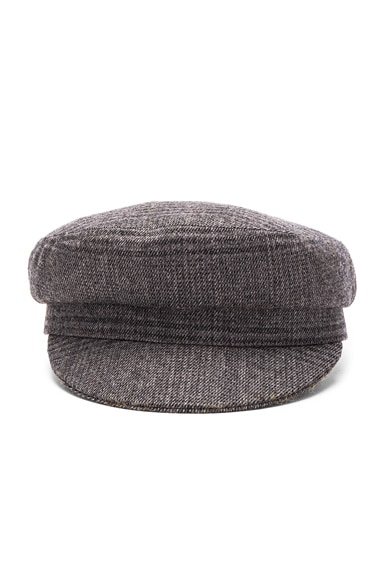 Evie Flanelle Hat