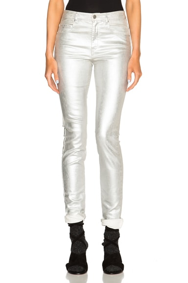 Ellos Metallic Jeans