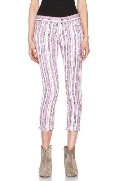 Cooper Striped Jeans
