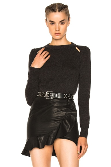 Klee Regular Cropped Sweater