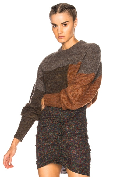Davy Arty Knit Sweater
